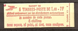FRANCE CARNET N°2102-C1a - LUXE ** - - Carnets
