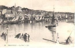 (14) Calvados - CPA - Trouville - Le Port - Trouville