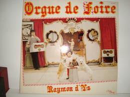 33 Tours: ORGUES DE FOIRE - RAYMON D'YS - Reda Song 33147 (rare) - Autres - Musique Française