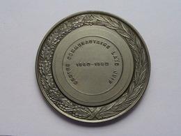 20 Ans CCLJ - Centre Communautaire Laïc JUIF - 1960/1980 (Fisch) ( 118 Gr. - Details, Zie Foto's ) ! - Jetons & Médailles