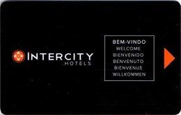 BRASILE KEY HOTEL  Intercity Hotels - Hotel Keycards