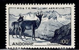 Andorre Poste Aérienne YT N° 1 Neuf ** MNH. TB. A Saisir! - Airmail