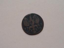 ACHEN 1791 REICHS STADT - XII Heller (12) KM 51 ( Zie Foto )  ! - [ 1] …-1871: Altdeutschland