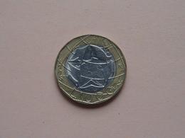 1998 R - 1000 Lire - KM 194 ( Zie Foto )  ! - 1 000 Lire
