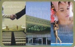 GRECIA KEY HOTEL Thraki Palace Hotel & Conference Center -     Alexandroupolis - Hotel Keycards