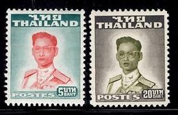 Thaïlande YT N° 278A Et N° 278C Neufs *. B/TB. A Saisir! - Thailand