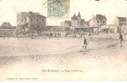 (44) Loire Atlantique - CPA - Le Croisic - La Plage Du Port-Lin - Le Croisic