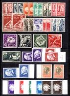 Monaco Belle Collection De Poste Aérienne Neufs ** MNH  1948/1984. Bonnes Valeurs. B/TB. A Saisir! - Luftfahrt