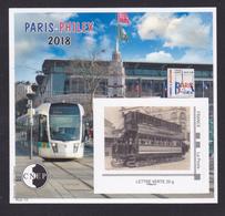 CNEP N° 78 NEUF ** MNH - SALON PARIS PHILEX 2018, Bloc Adhésif, TB - CNEP
