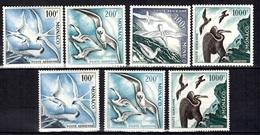 Monaco Poste Aérienne YT N° 55/58 Et N° 66/68 Neufs *. B/TB. A Saisir! - Airmail