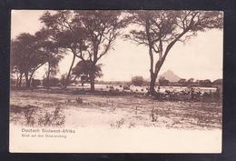 NAM-01 BLICKAUF DEN OMARURUBERG - Namibie