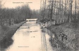 ¤¤  -   LIANCOURT   -   La Brèche  -  Pêche  -  Pêcheur à La Ligne  -  Lavoir   -  ¤¤ - Liancourt