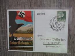 Carte De Propagande - Lettres & Documents
