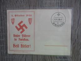 Carte De Propagande - Deutschland
