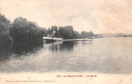 Le Mesnil Le Roi Péniche Péniches Canton Maisons Laffitte - Autres Communes