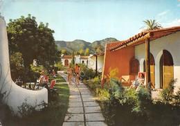 Cartolina Santa Margherita Di Pula Forte Village Animata 1973 - Cagliari