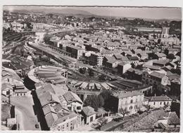 Gard : ALES  :  Quartier   De La  Gare - Alès