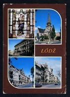 Polonia *Lódz* Edit. K.A.W. Circulada. - Pologne