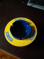 Cendrier    Bleu Et Jaune RICARD - Ashtrays
