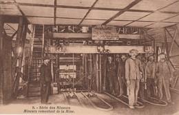 SERIE DES MINEURS - Mines