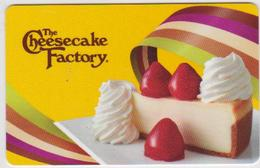 GIFT CARD - USA - CHEESECAKE FACTORY-009 - Gift Cards