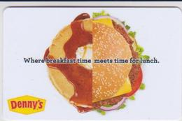 GIFT CARD - USA - DENNY'S-SV1701334 - Gift Cards