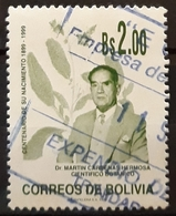 BOLIVIA 1998 Anniversaries. USADO - USED. - Bolivia