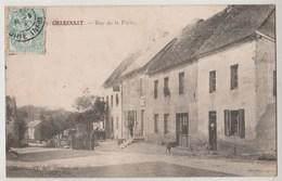 CPA 63 CHARENSAT Rue De La Poste - Otros Municipios