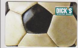GIFT CARD - USA - DICK'S-077 - FOOTBALL - Gift Cards