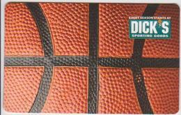 GIFT CARD - USA - DICK'S-084 - BASKETBALL - Gift Cards