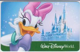 GIFT CARD - USA - DISNEY-???? - MINNIE - Gift Cards
