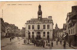 Auray Hotel De Ville La Place - Auray