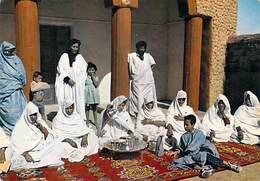 Afrique République Islamique De  MAURITANIE  (Mauritania) L'heure Du Thé (tea HOA-QUI 4.329) *PRIX FIXE - Mauritanie