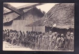 GUI-14 SAMBA FEMMES DANS UNE CARAVANE LIBRE ASHANDOS - Guinea