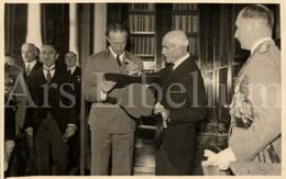 Postcard / ROYALTY / Belgique / België / Roi Leopold III / Koning Leopold III / Dr. Nolf / Croix Rouge / 1939 - Beroemde Personen
