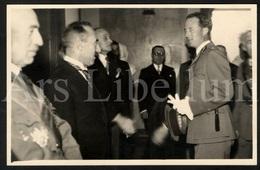Postcard / ROYALTY / Belgique / België / Roi Leopold III / Koning Leopold III / Croix Rouge / 1939 - Beroemde Personen