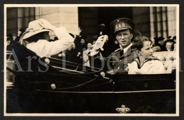 Postcard / ROYALTY / Belgique / België / Roi Leopold III / Koning Leopold III / Concours Hippique / Heysel / 1939 - Beroemde Personen