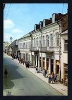 Polonia. Tatry Zachodnie *Schronisko PTTK Na Kalatówkach* Edit. K.A.W. Circulada 1976.Polonia. Suwalki *Ulica 22 Lipca* - Polonia