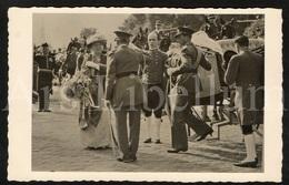 Postcard / ROYALTY / Belgique / België / Roi Leopold III / Koning Leopold III / Koningin Wilhelmina Van Nederland / 1939 - Beroemde Personen