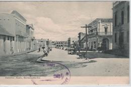 Colombia.Barranquilla:Camellón Abello - Colombia