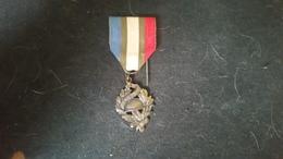 Médaille De L 'union Nationale Des Combattants - France