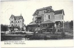 La Hulpe NA15: Villas Wolfers 1907 - La Hulpe