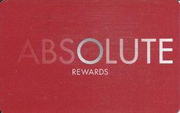 The Star Casino - Australia - Absolute Rewards Slot Card - Casino Cards