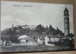 VALPERGA , PANORAMA  - 1909 VIAGGIATA - Altre Città