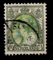 Pays-Bas 1899  Mi.nr. 98  Königin Wilhelmina  Oblitérés / Used / Gestempeld - Gebraucht