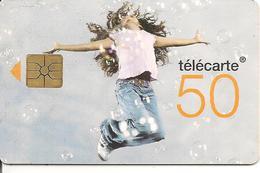 CARTE°-PUBLIC-50U-F1362B-GEM1-08/08-DANSE 6-V°100000 CABINES-Ex 01/01/2010-UTILISE-TBE - France