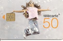 CARTE°-PUBLIC-50U-F1362D-GEM1-09/08-DANSE 6-V°100000 CABINES-Ex 01/06/2010-UTILISE-TBE - France