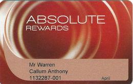 Jupiters & Treasury Casinos - Australia - Slot Card - Casino Cards