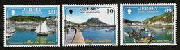 JERSEY 2003 - TOURISM Cept / Holidays - 3 Var. Mi 1118-19+1121 MNH ** Cv€4,50 D611 - Jersey