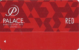 Palace Casino Mexico - Slot Card - Casino Cards